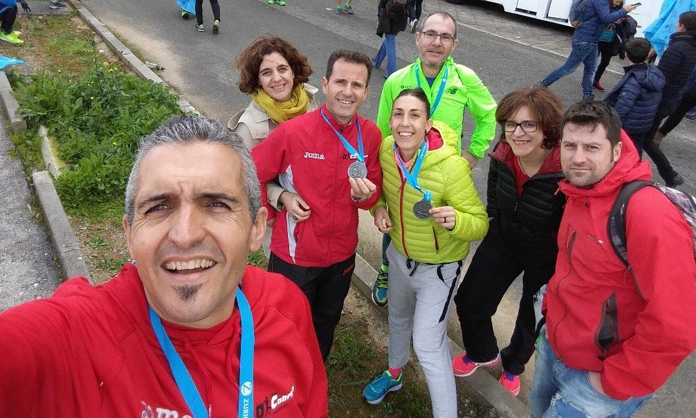 Maratón de Sevilla 2017- One more time.