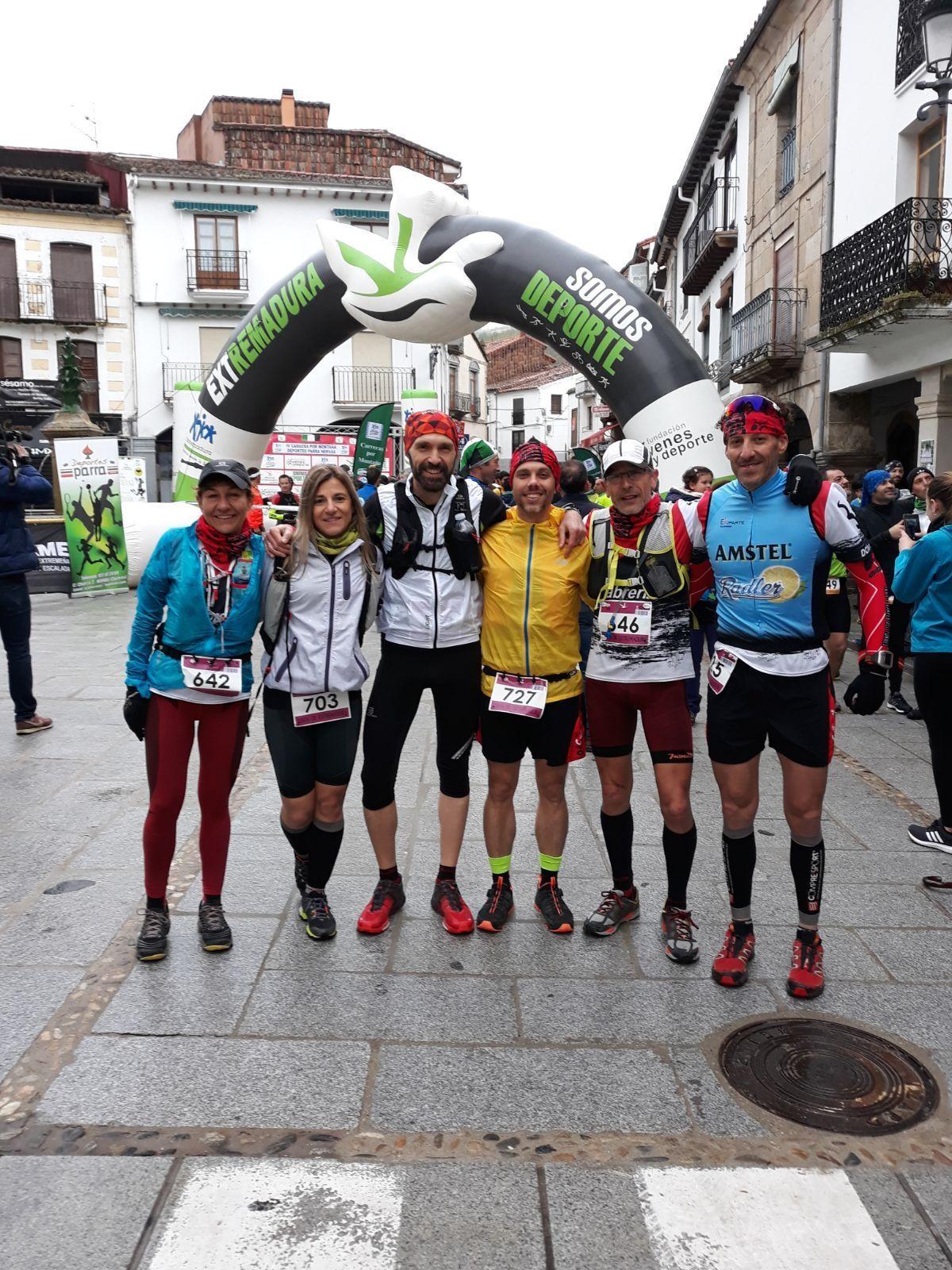 IV Carrera por montaña Deportes Parra Hervás