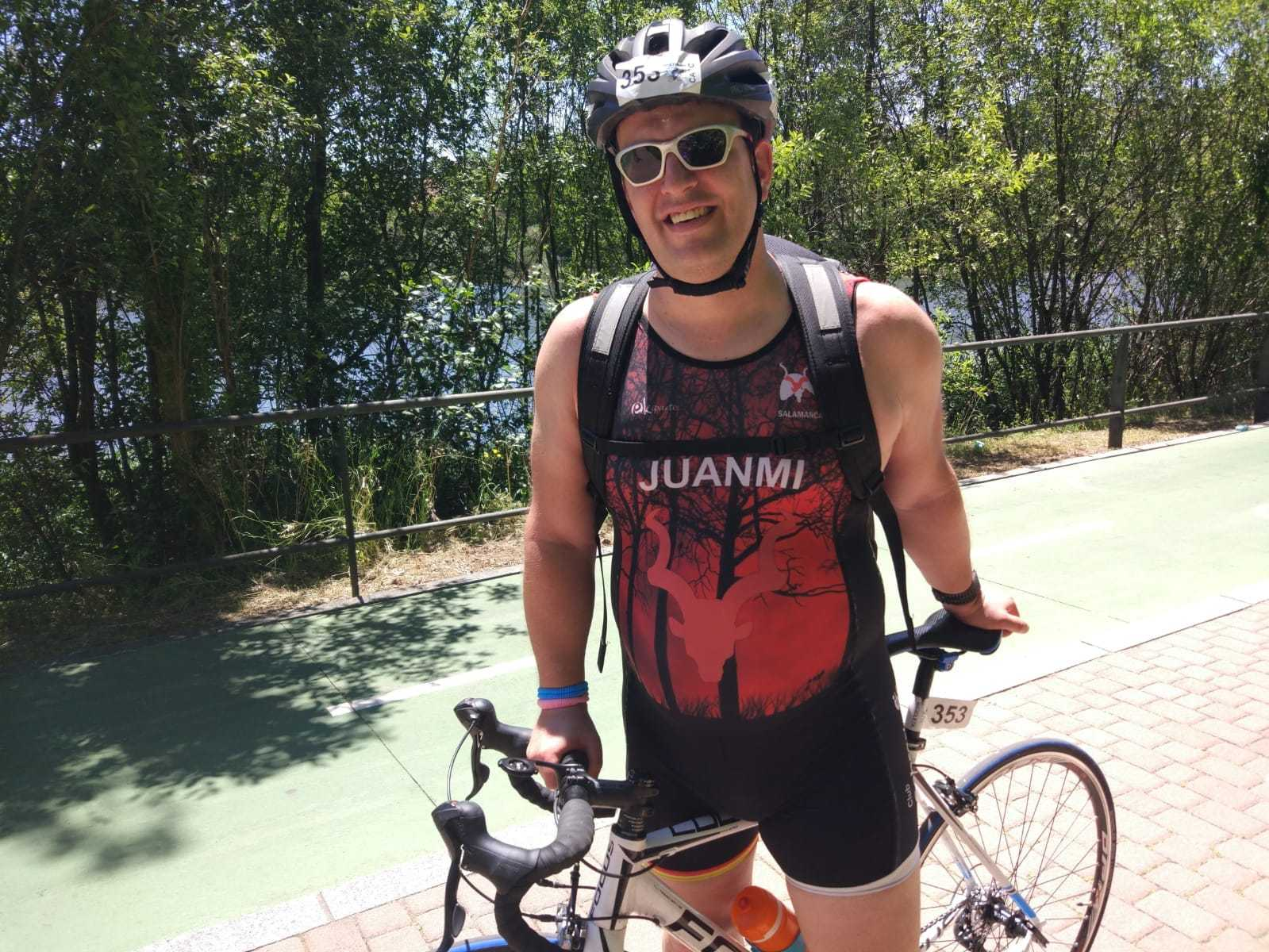 """El Triatlón de """"Juanmi"""""""